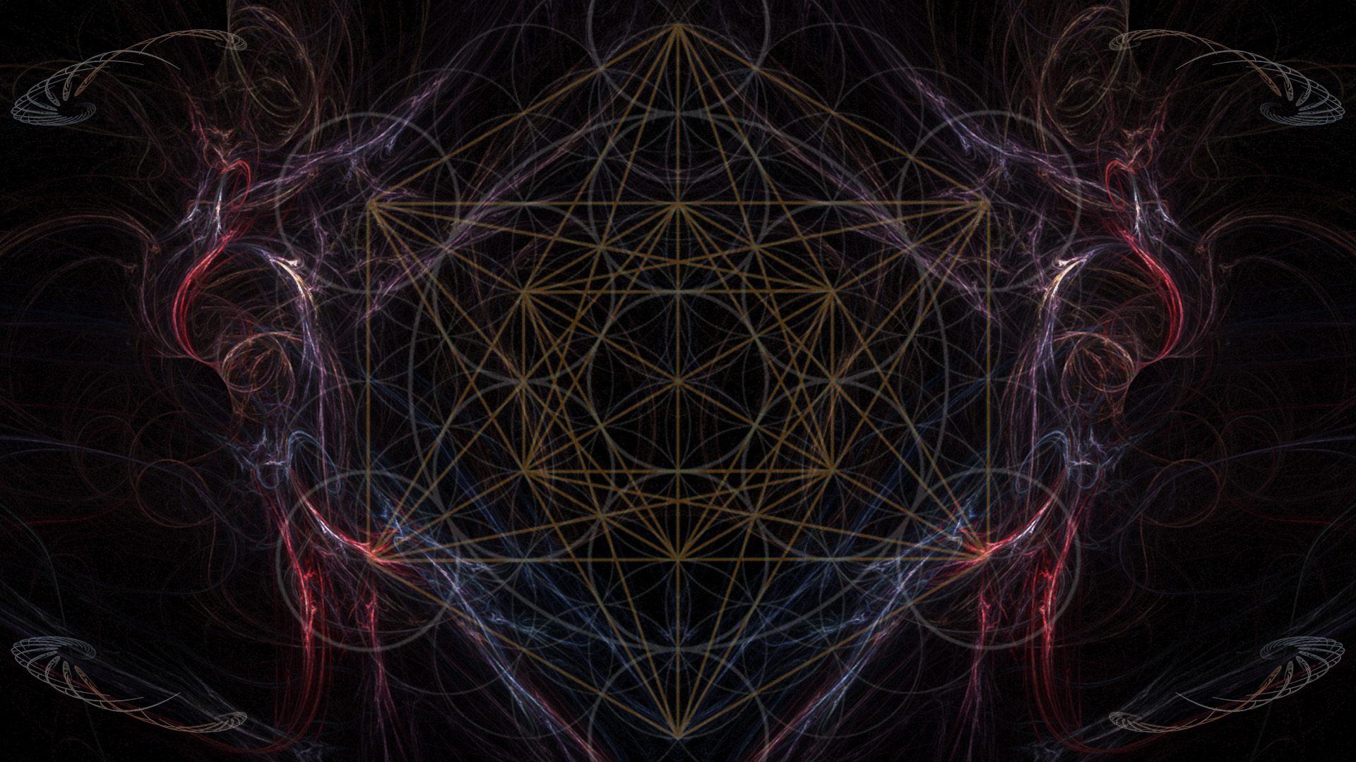 sacred geometry wallpaper 1920x1080
